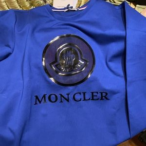 Moncler sweater xxl